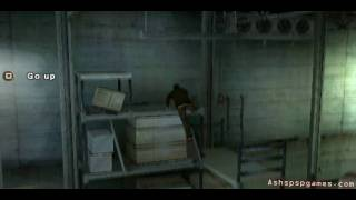 Obscure: The Aftermath - PSP - #10. The Hospital Warehouse [HD]
