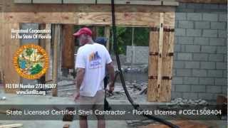 Shell Contracting Boca Raton FL