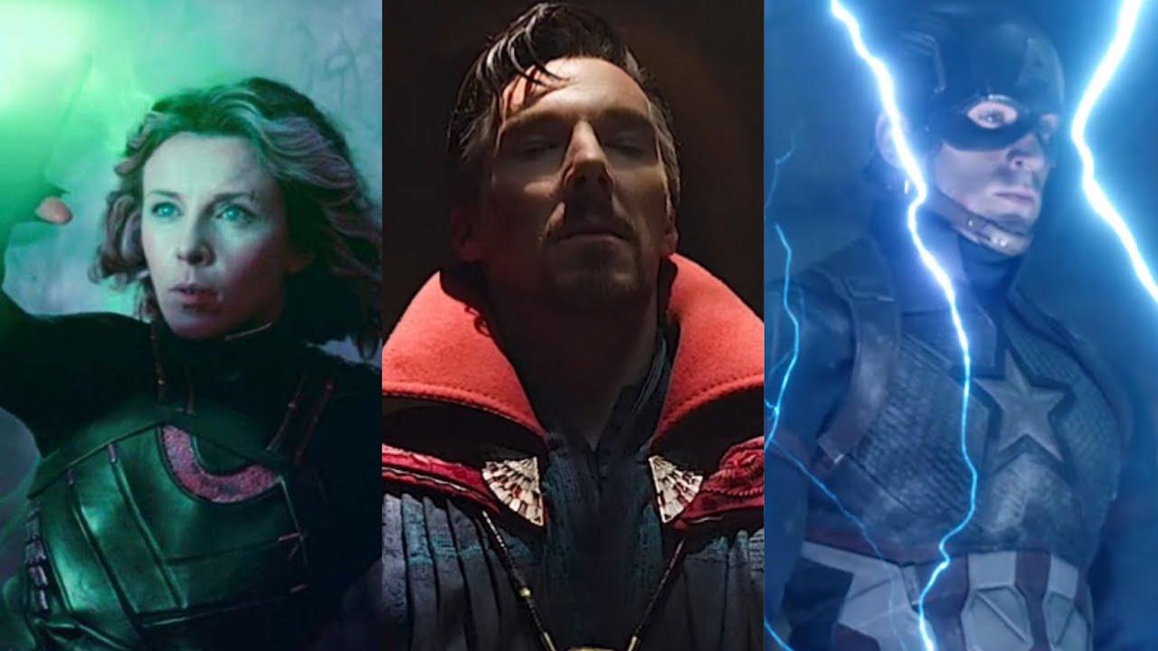 Marvel TikToks Part 21