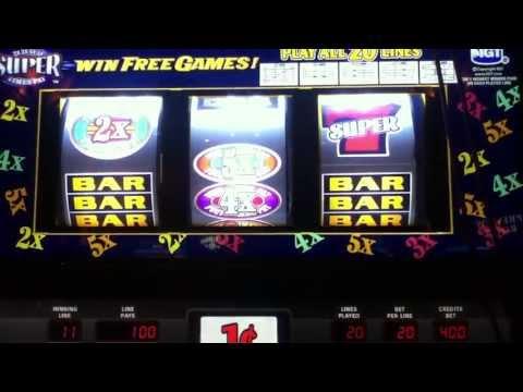 Video Slots 777 online