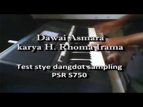 Dawai Asmara versi organ tunggal
