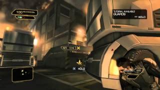 Deus Ex Human Revolution gameplay walkthrough
