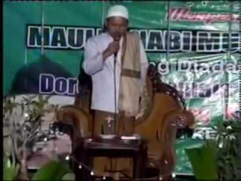 CERAMAH AGAMA kh imam makhsus tentang adab rosulullah untuk dijadikan conto by rhafi zain