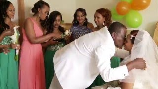 Dureti Felema & Kassahun Desta Wedding-(New Oromo Wedding Song 2016)