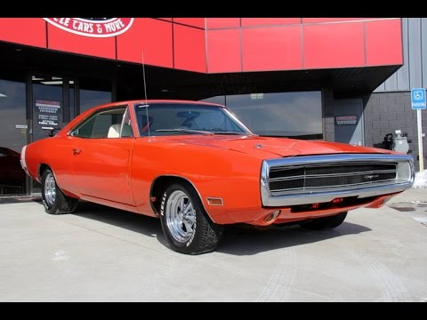1970 dodge charger for sale youtube. Black Bedroom Furniture Sets. Home Design Ideas