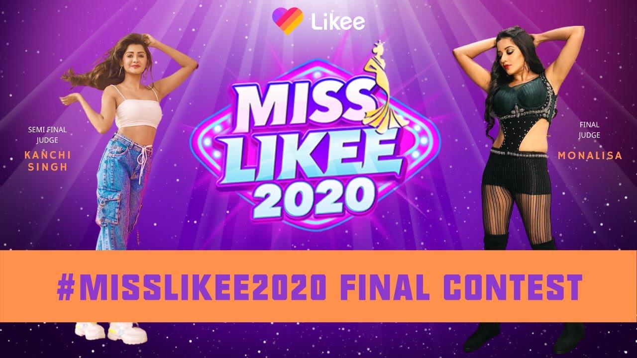 #MISSLIKEEE2020 | Semi-Final & Final Contest