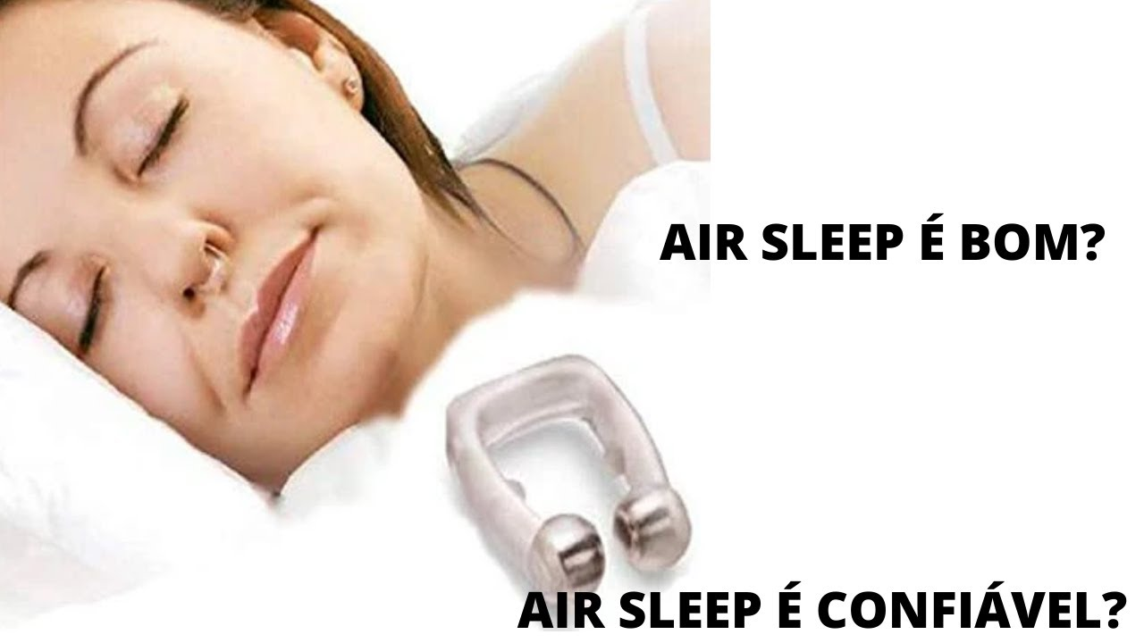 air sleep snore small