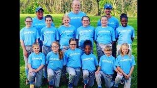 Introducing the 2017 Harman 10U Softball Team