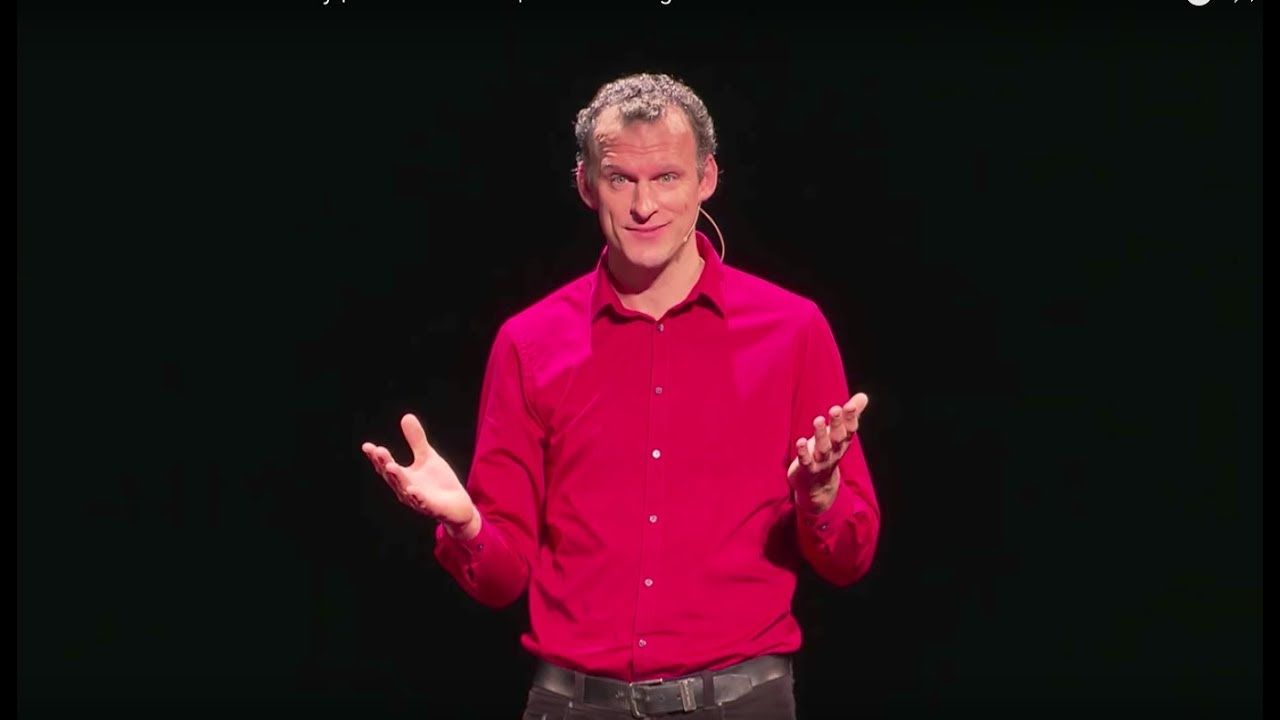 The universe - a failed love story | Diederik Roest | TEDxGroningen