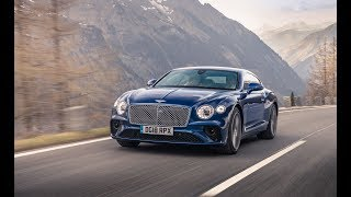 Bentley Continental GT 2019 Car Review