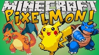 [HoubickarCZ] Pixelmon 3x14 Novoroční Speciál a málo času na vše