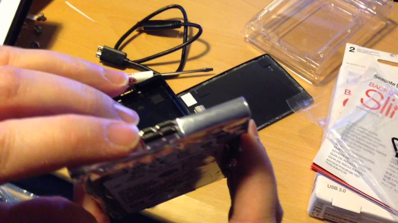How to fix corrupted external hard drive - Storage