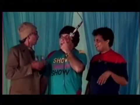 Umer Sharif And Waseem Abbas - Mujhe Talaq Do_clip6 - Pakistani Comedy Stage Show