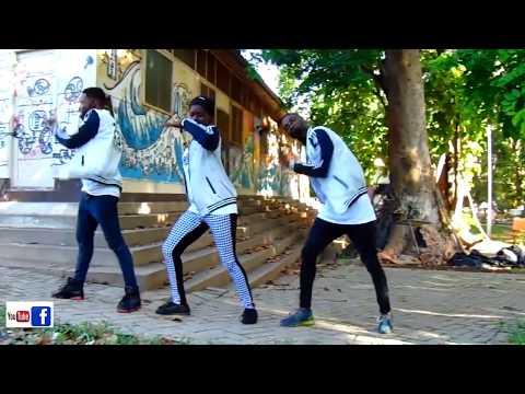 Shatta Wale ft burna boy- Hosana | dance video by Supreme dancers