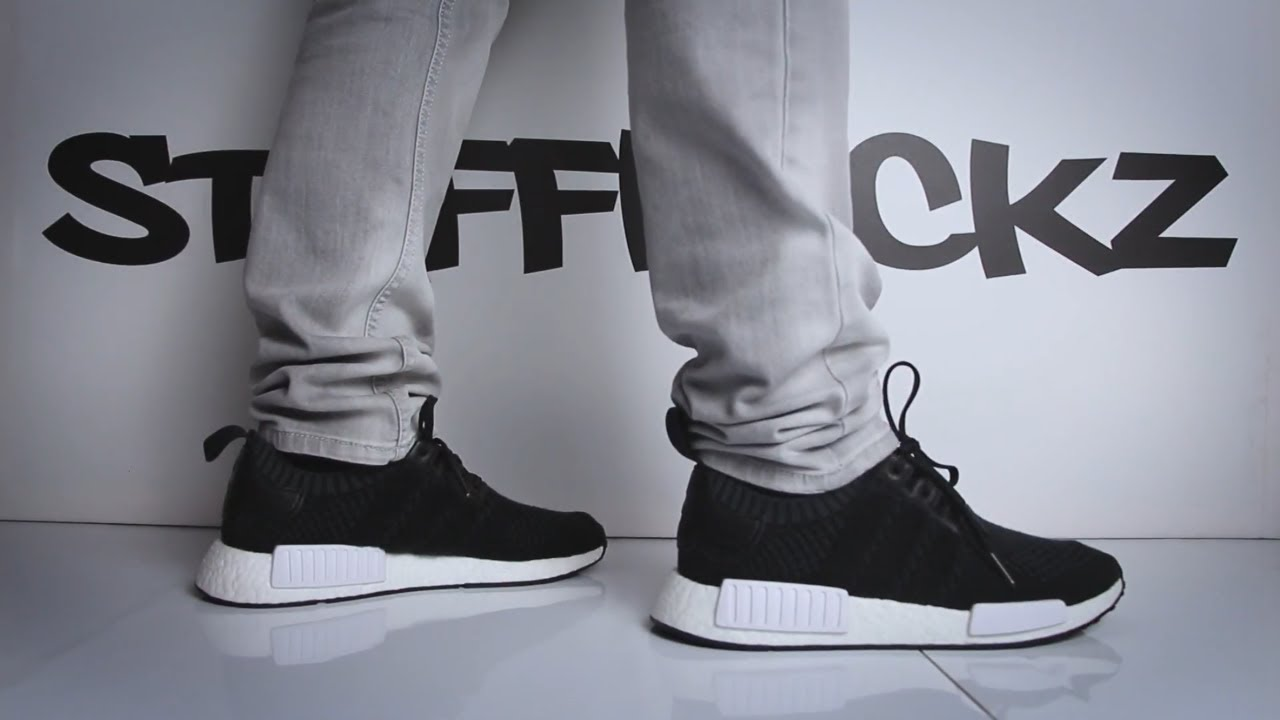 separation shoes a8f17 7730a Adidas Consortium x A Ma Maniére x Invincible NMD R1 - Unboxing  On Feet