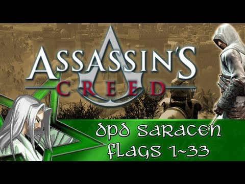 Assassin's Creed Supplement :: Damascus Poor District Saracen Flags 1-33