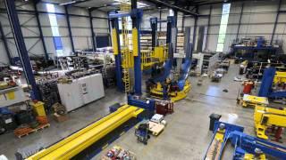 STROTHMANN Machines & Handling GmbH - Men at Work