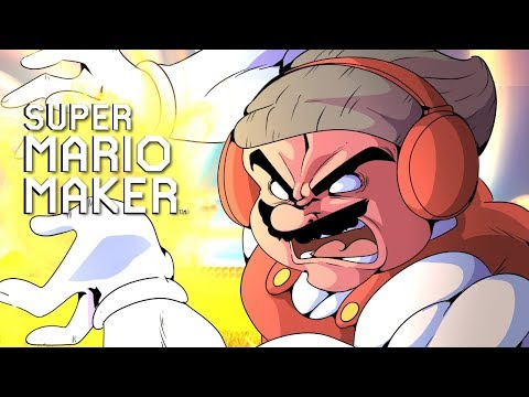 THIS LEVEL ALMOST MADE ME QUIT YOUTUBE! [SUPER MARIO MAKER] [#152]
