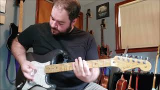New Found Glory - Such A Mess (Guitar Cover)