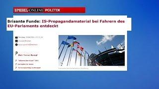 سائقان في البرلمان الأوروبي على صلة بداعش    17-4-2016