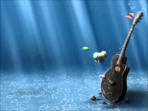 Cultured Pearls - Underwater Man