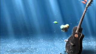 Cultured Pearls - Underwater Man