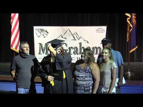 MGHS 2020 Graduation Ceremony