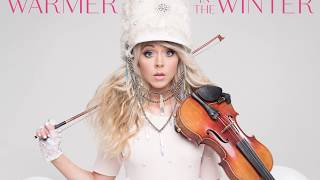 Lindsey Stirling Warmer in the Winter Tease