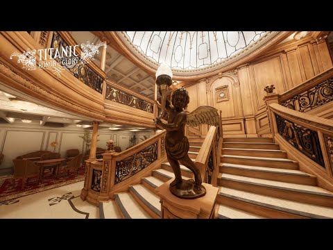 Virtual Tour of the Titanic