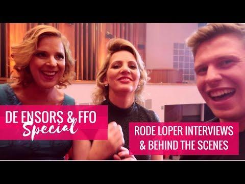DE ENSORS | DE RODE LOPER & ACHTER DE SCHERMEN | FILMFESTIVAL OOSTENDE SPECIAL | VLOG #80 | OBOJ