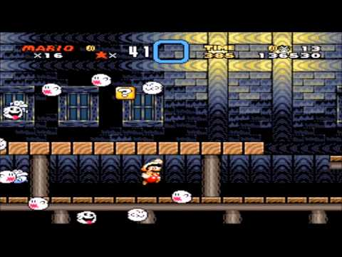 Super Mario World #3 - Bola de catarro verde :/ PT-BR
