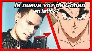 ¿Nueva Voz De Gohan En Español Latino?|@SonGoku 619