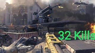 Call of duty multiplayer online mode Frontline game play 32 kill