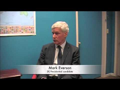 Mark Everson interview part II
