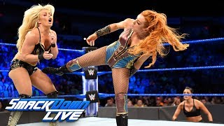 Becky Lynch vs. Mandy Rose: SmackDown LIVE, July 17, 2018
