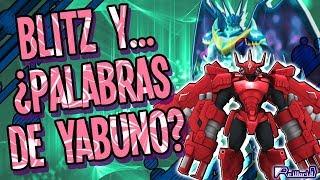 Digimon Noticias: ¡Blitz! Y... ¿Palabras de Yabuno?