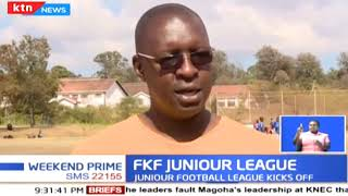 Football Kenya Federation rolls out an elite under 13 and under 15 football youth league