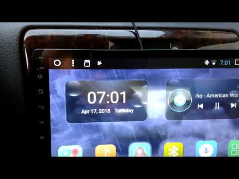 How to install Malaysk ROM on A-Sure Android 7 1 2 GPS head unit