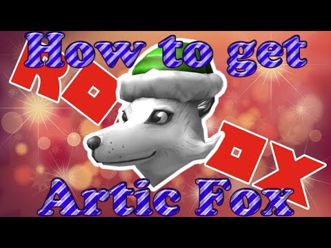 How to Get the Arctic Fox | Roblox Icebreaker! Winter 2017 Event