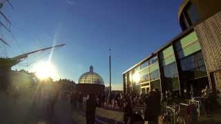 Greenwich Park London - Cutty Sark, Maritime Museum, Royal Observatory, Rosegarden