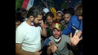 قرب ساحة التحرير بغداد ٣١ تشرين الأول ٢٠١٩ - ناس وناس - الحلقة ٦٩٦
