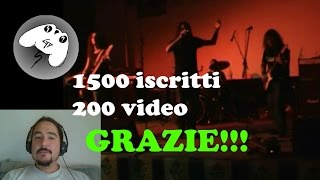 Special 1500 iscritti - Concerto Black Arrows 2004