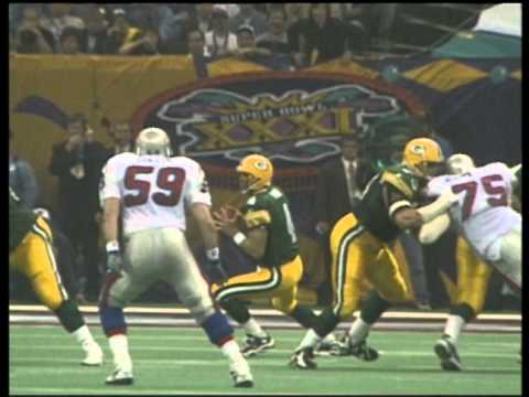 Packers Super Bowl XXXI Victory