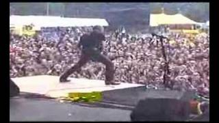 HammerFall - Let The Hammer Fall (live)