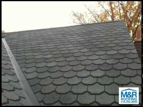 carriage house asphalt shingles roofing toronto youtube