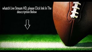 Bozeman vs Billings Senior - Live Stream | High School Football