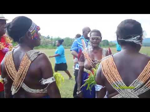 Solomon Islands Provincial Premiers welcome Gwanaru Airport