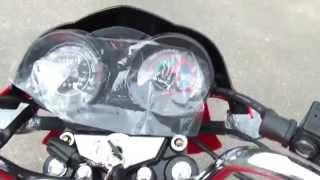 Краткий обзор  Мотоцикл VIPER ZS200N(, 2014-07-22T11:42:44.000Z)