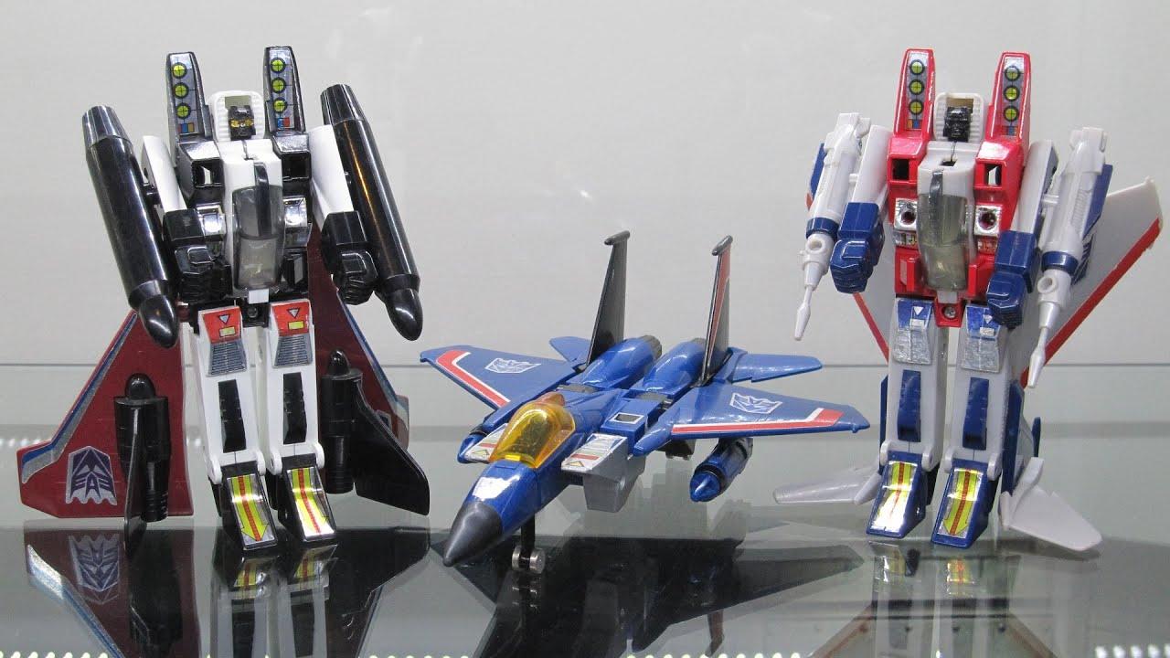vintage g1 transformers retrospective seekers starscream