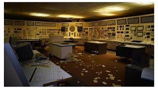 ABANDONED Nuclear Power Plant Electricity still on!